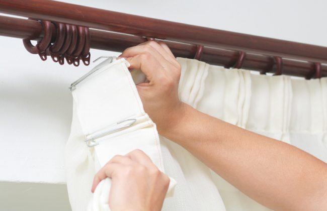 Curtain clining 003